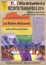 Locandina Evento TransAfrica 2016