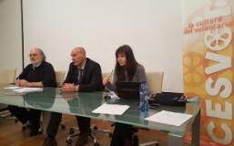 Presentazione della ricerca promossa dal Cesvot 'Oltre la crisi. Identità e bisogni del volontariato in Toscana'