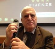 Il presidente UIC Quatraro prova l'audioguida