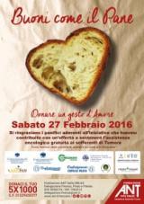 Locandina Evento ANT sabato 27 febbraio 2016