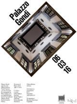 Poster Palazzo Gondi per l'A.T.T.