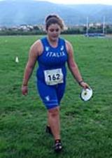Elena Varriale azzurra