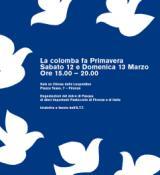 Manifesto 'La Colomba fa Primavera'