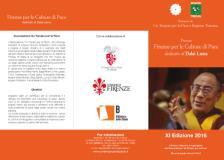 Premio Letterario Firenze per le Culture di Pace 2016
