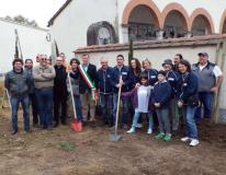 Foto di gruppo per amministratori e volontari Avis