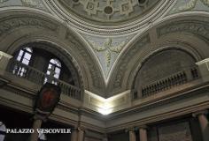 Palazzo vescovile nuovo a Pistoia