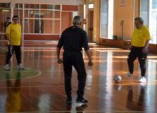 Partita di Calcio camminato