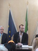 Andrea Vannucci, Assessore allo sport del Comune di Firenze