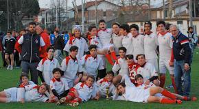 La U14 a Cesena foto Bess Melendez