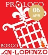 Logo della Pro Loco di Borgo San Lorenzo
