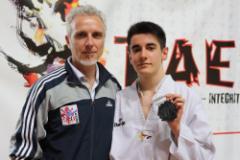 coach Francesco Poli e Massimiliano Serino foto di Antonello Serino