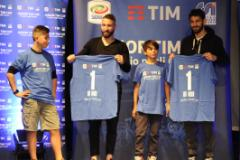 La Junior Tim Cup ha incontrato l'Empoli