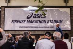 Asics Firenze Marathon Stadium
