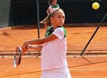La tennista aretina Matilde Mariani