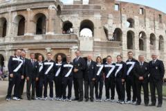 presentazione squadra olimpica