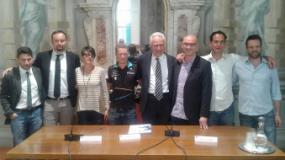 Presentazione di Vivilosport in Consiglio regionale