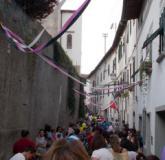 Folla a Signa per il Castello Fatato