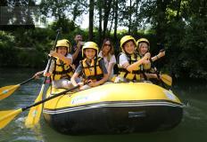 In canoa a Vivilosport
