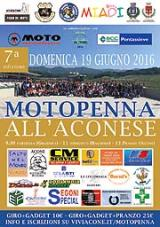 Motopenna all'Aconese