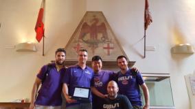Premiati i Guelfi Firenze