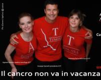 il cancro non va in vacanza - foto di Gianni Ugolini