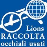 Logo raccolta occhiali usati