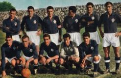 Fiorentina Campione d'Italia 1956 (foto di pubblico dominio tratta da Wikipedia)