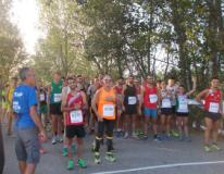 Partenza della 'Firenze Run with Roma 2024'