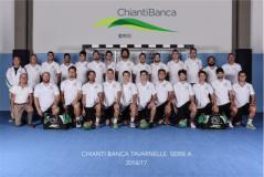 pallamano ChiantiBanca serie A 16-17