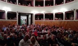 Teatro Niccolini pieno per Paolo Hendel