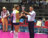 Il Bisonte volley si aggiudica il trofeo Geovillage a Olbia (Fonte foto Bisonte Volley)