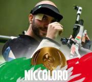 Niccolo Campriani (Fonte foto profilo facebook Campriani)