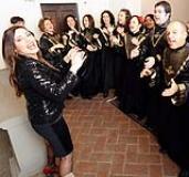 coro gospel patrizia calussi foto diocesi prato