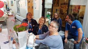 I volontari di Avis Scarperia e San Piero a Sieve hanno sostenuto AIDO (Foto Avis)