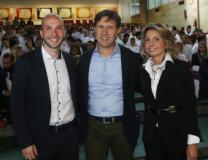 Fiorino d'oro a Campriani (Foto ufficio stampa Comune di Firenze)