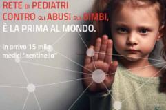 Brochure per la rete di pediatri promossa da Menarini