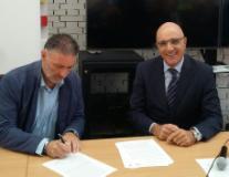 Firma protocollo Bonechi Ruggiero (fonte foto Enel)