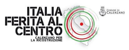 logo Italia Ferita al Centro (ph comune calenzano)