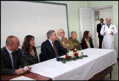 la delegazione a Pristina