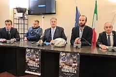Presentazione Nazionale italiana foto Antonello serino redazione Met