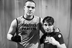 Dyrma Jashar e Leonardo Esposito (fonte foto comunicato stampa)