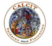 Logo Calcit Valdarno Onlus Fiorentino