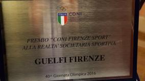 Premio coni Firenze