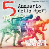 Copertina dell'Annuario dello sport mugellano