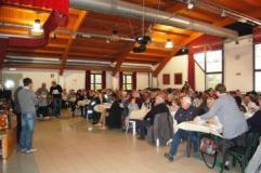 Foto evento di solidarieta a Sesto Fiorentino per emergenza terremoto