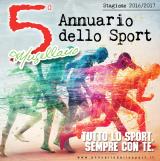 Copertina Annuario dello sport Mugellano 2016-2017