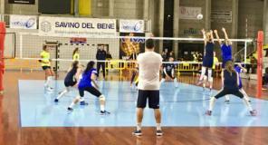 Savino Del Bene Volley- derby di allenamento (Fonte foto comunicato Savino)