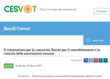 Bano sul sito Cesvot