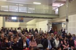 'Io tifo positivo', incontro alle scuole Le Fonti di Prato