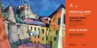 """""""VISIONI DAL NORD. Pittura estone dalla collezione Enn Kunila, 1910 – 1940"""" Firenze"""
